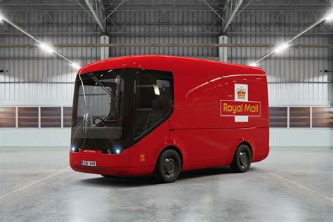postal vehicles uk s royal mail postal service is now trialling electric