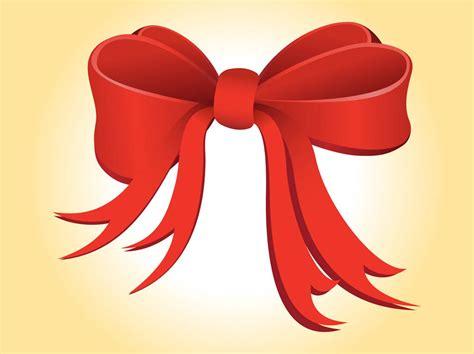 christmas ribbon vector vector art graphics freevector com