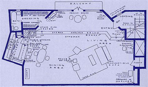 mary tyler moore s famous apartment floor plan expo 67 lounge