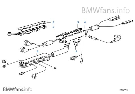 engine wiring harness bmw 3 e36 316i m43 europe