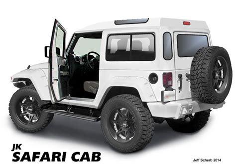 jk safari cab    huge hit jk forum
