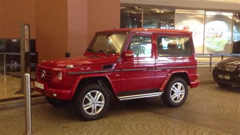 G500 2 Door by 2 Door Mercedes G500