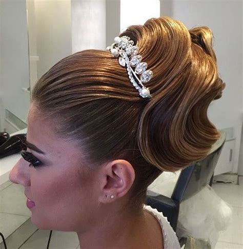 Retro Wedding Updo Hairstyles by 30 Iconic Retro And Vintage Hairstyles
