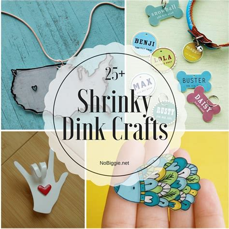 How To Make Shrinky Dink Paper - 25 shrinky dink crafts