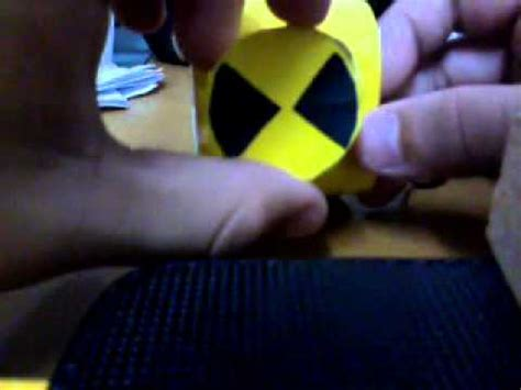 How To Make A Paper Omnitrix - paper origami omnitrix