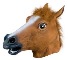 fake horse head amazon officially recognizes their funniest fake reviews