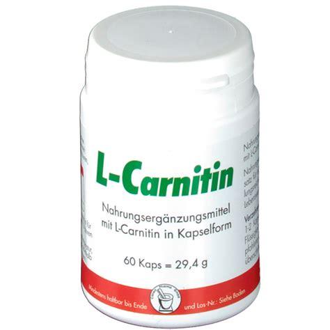l carnitin wann nehmen ergebnisse zu l carnitin 200 de