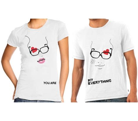 T Shirt Couples Designs My Everything T Shirts Specs Design
