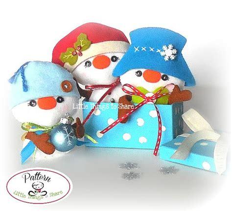 pattern for a felt snowman christmas ornament pattern mr hats snowman ornament