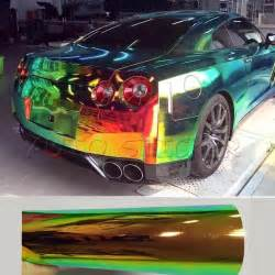 colorful cars 2016 newest 1 35 20m glossy colorful rainbow chrome color