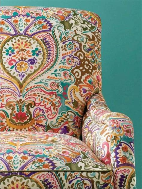 printed fabric armchairs love this chair cute pinterest chairs paisley