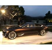 Pebble Beach 2016 Cadillac And Mercedes Unveil Concept Cars  LA