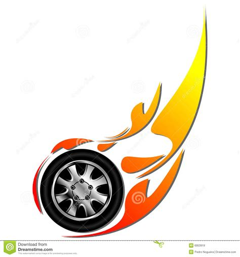 tyre fire clipart clipground