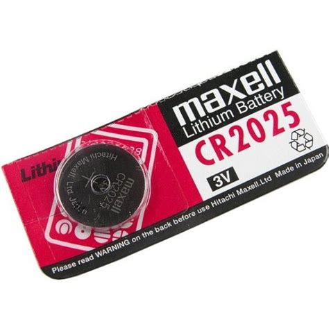 Maxell Cr2016 Button Cell Coin Battery Murah maxell batteries cyprusimmotools cyprus immotools cyprus