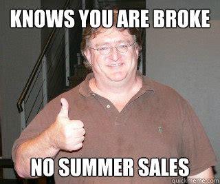 Gabe Newell Memes - gabe newell god memes