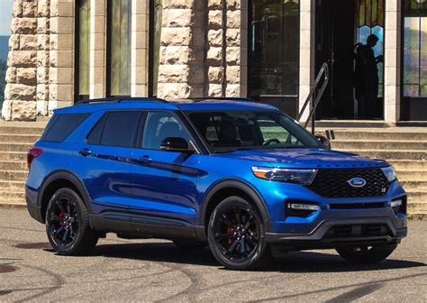 ford explorer st  photo gallery