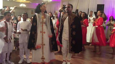 Eritrean Wedding (Dallas, TX) 2016  Nejate and Angesom   Doovi