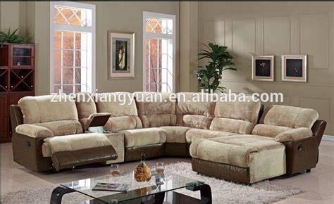 U Shaped With Recliner by 10 Collection Of Reclining U Shaped Sectionals Sofa Ideas