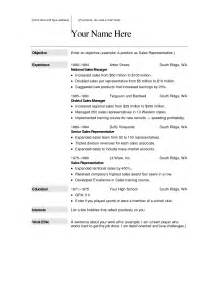 resume writing templates free resume template editable cv format psd file