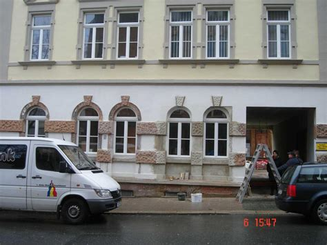 Denkmalschutz Umbau by Sanierung Und Umbau Denkmalgesch 252 Tzter Geb 228 Ude In Plauen