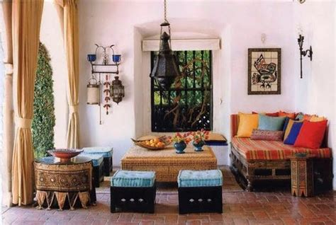modern interior design in moroccan style blending chic and