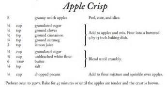 cookbook new takes on recipe format seasoned advice