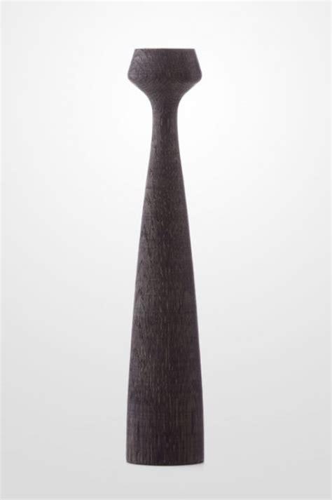 Hohe Kerzenhalter by Kerzenst 228 Nder In Schwarz Gebeiztem Eichenholz Ist 45