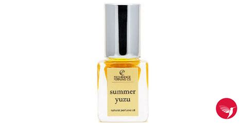 Summer Fragrance Citrus Is In by Summer Yuzu Providence Perfume Co Perfume A Fragrance