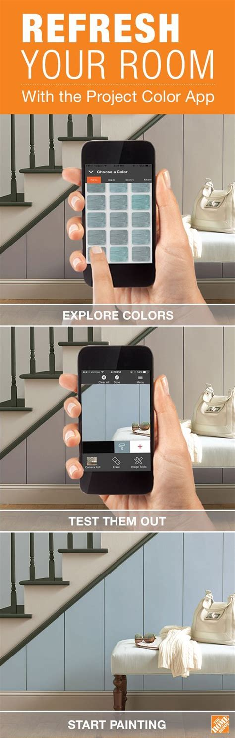 home depot paint your room app 122 best blue rooms images on bedroom decor