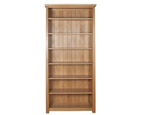 arts crafts oak bookcase from treske