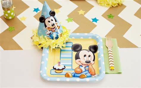 Decoration Mickey Anniversaire by D 233 Coration Anniversaire Enfant Id 233 Es Pour F 234 Tes D Enfants