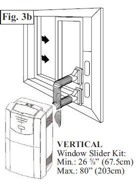 portable air conditioner venting crank windows portable air conditioners faq sylvane