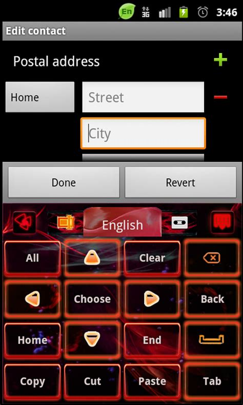 go keyboard themes red go keyboard red flame theme free android app android