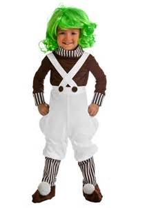 toddler boy halloween costumes unique tots chocolate factory worker costume