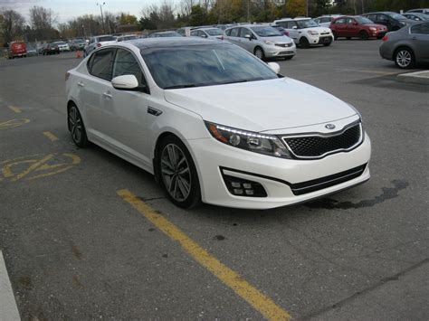 2015 Kia Optima Sx 2015 Kia Optima Sx Turbo 33500 Roxboro