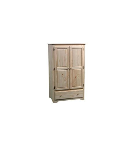 armoire shaker 35 inch afc shaker wardrobe tv armoire wood n things