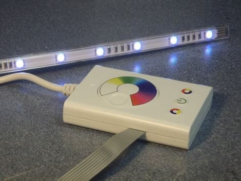 diode lights ikea minimalist dioder hack requires no external microcontroller hackaday