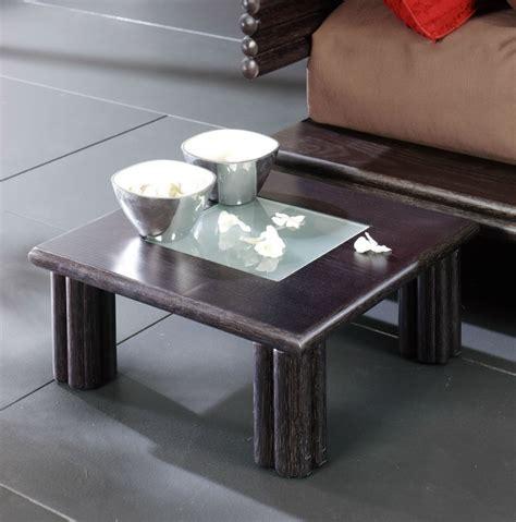 table de nuits table de nuit basse en rotin brin d ouest