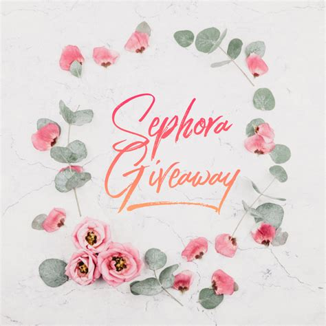 Sephora Email Gift Card - 150 sephora gift card giveaway ends 3 7 mommies with cents