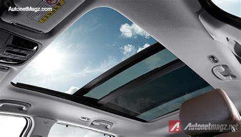 2015 kia sorento panoramic sunroof