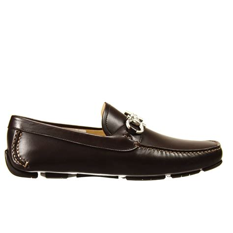 Ferragamo Salvatore lyst ferragamo shoes parigi loafer or loafer