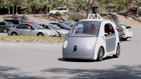 self driving car google unveils self driving car prototype