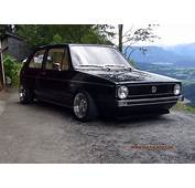 VW Golf 1 GTI Technical Details History Photos On Better