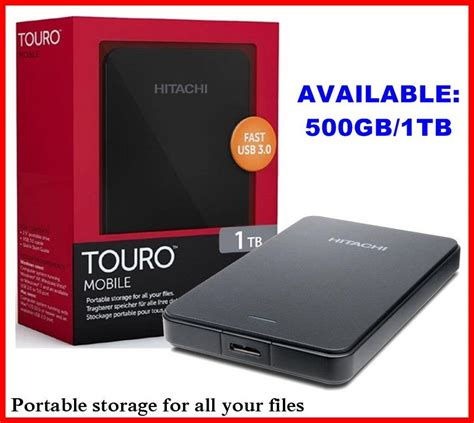 Harddisk External Hitachi 1 hitachi 2 5 touro external 500gb 1t end 3 24 2018 2 15 pm