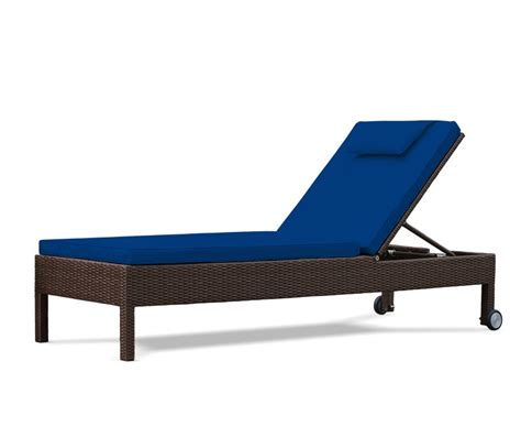 reclining sun lounger rio rattan reclining sun lounger