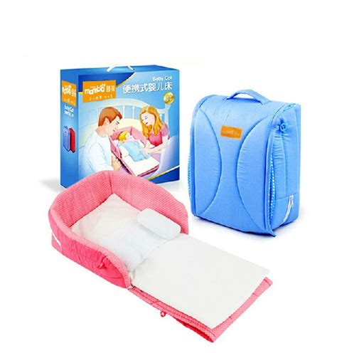 Crib Pillows For Toddlers by 2016 Baby Crib For Newborns Portable Foldable Baby Cradle