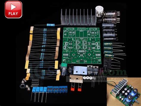 Kit Power Lifier Jakarta diy valve headphone lifier kit diy wiki