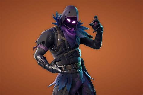 fortnites raven skin    players  making
