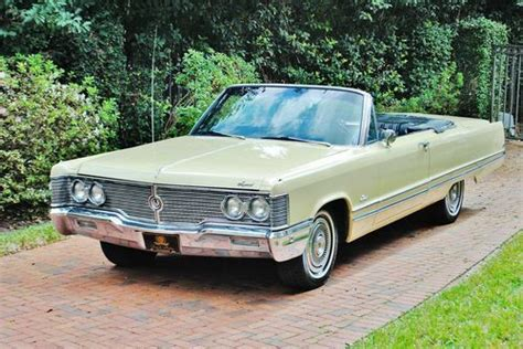 68 Chrysler Imperial by Find Used Outstanding Mostly Original 68 Chrysler Imperial