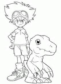 digimon coloring pages free printable digimon coloring pages for